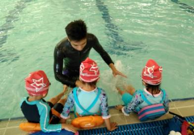 指定小組泳班